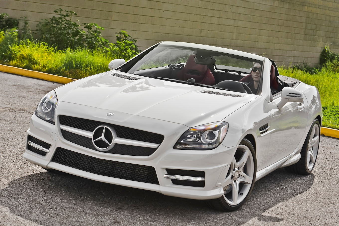 2014 Mercedes-Benz SLK-Class Reviews and Rating   Motor Trend