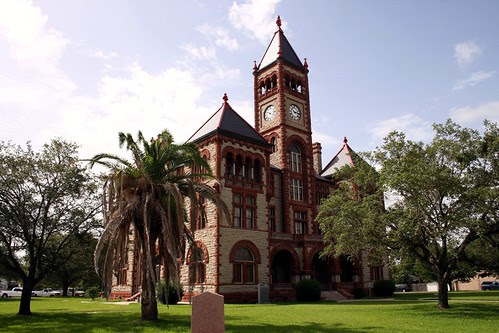 de witt county courthouse