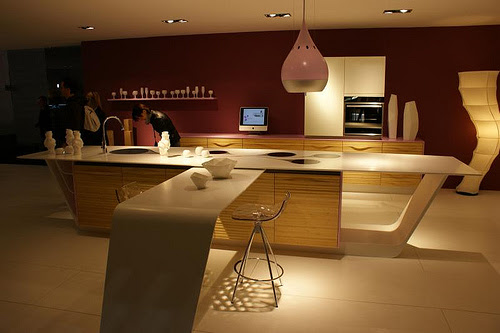 Milan Design Week 2010, Eurocucina, diseño, decoracion, tecnologia, muebles, cocinas