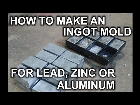 Another Day Another Project: How to Make a DIY Ingot Mold