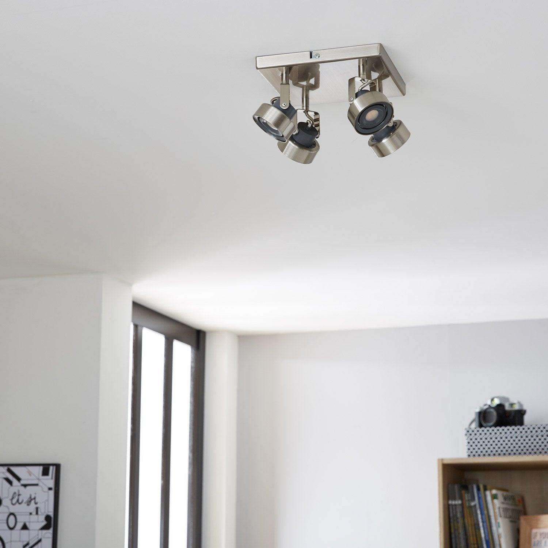 Plafonnier Design Leroy Merlin Inspire Led