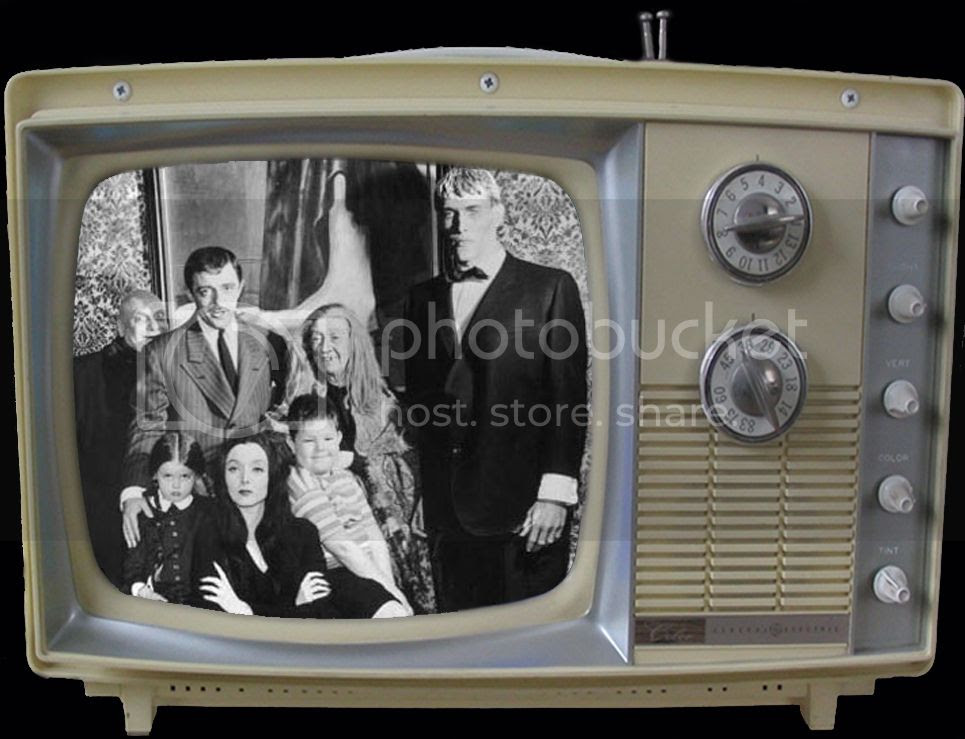 The Addams Family TV