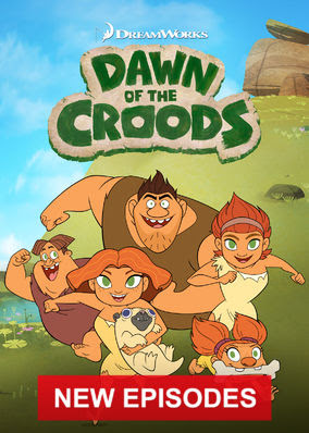 Dawn of the Croods - Season 2