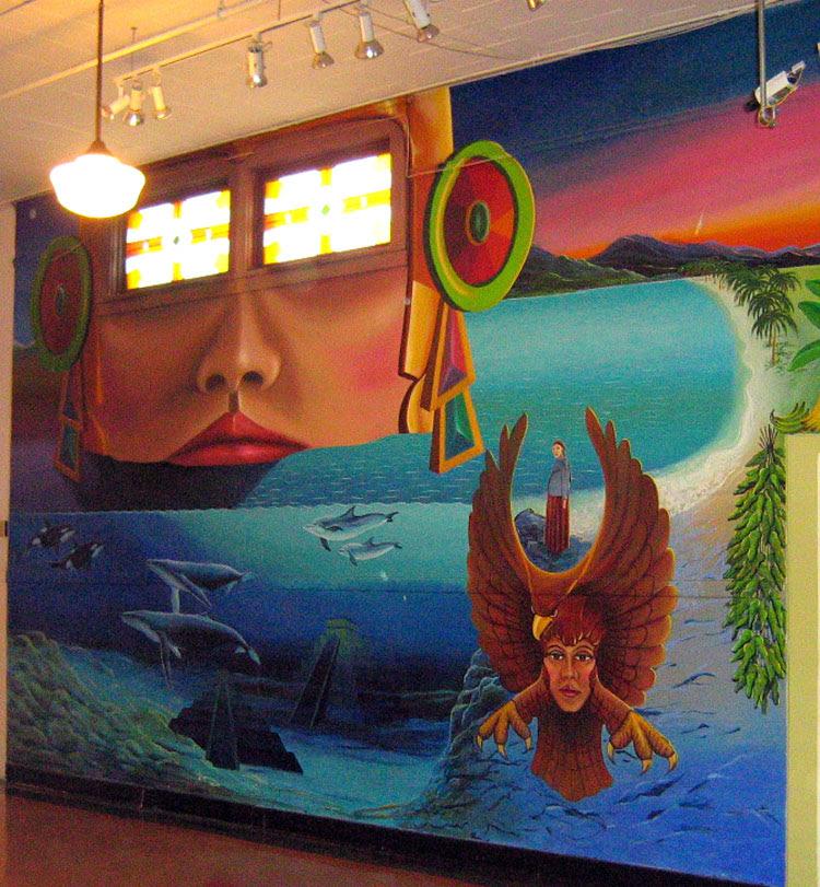 Murales Arte Chicano