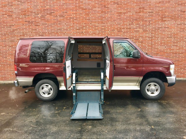 Wheelchair Vans For Sale In New York Main Mobility