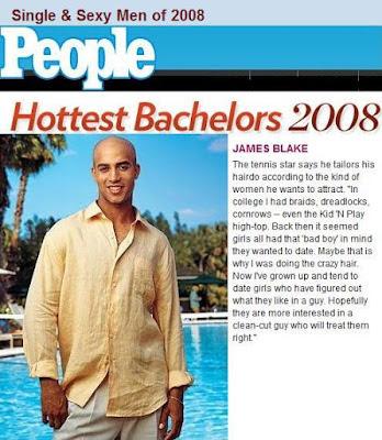 Black Tennis Pro's James Blake