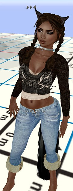 SG Fashion Hand Wash Sweater and Allusion jeans light blue May 1 2011
