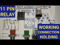 31+ 11 Pin Relay Schematic Diagram Images