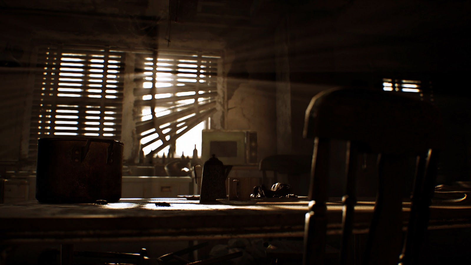 Resident Evil 7 Biohazard Game Wallpaper 01304 Baltana
