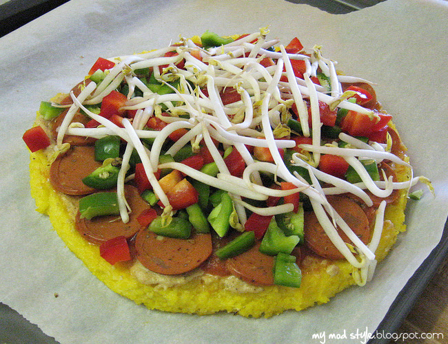 Whole Food Recipe {PIZZA}