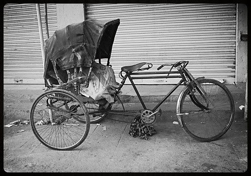 Cycle Rickshah Hyderabad by firoze shakir photographerno1