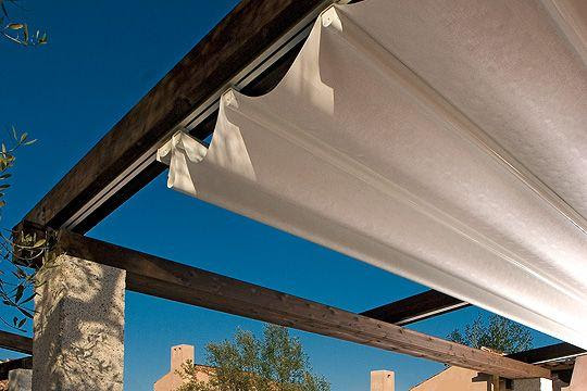 Retractable Roofs - Classic Blinds and Shutters
