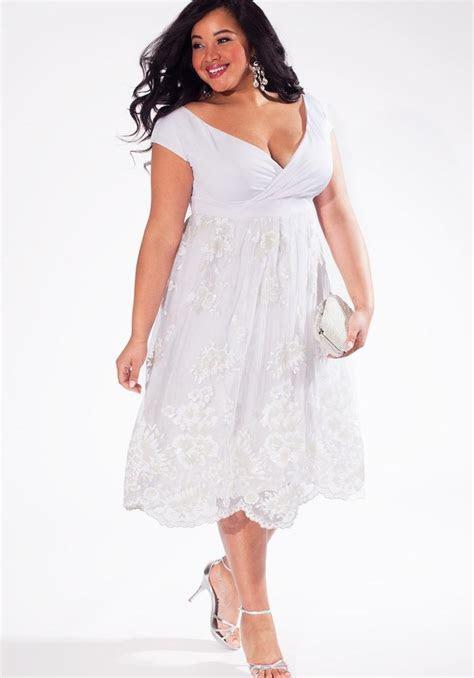 Plus size hawaiian wedding dresses   PlusLook.eu Collection