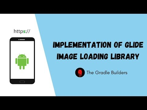 How to load Image from Url using Glide Library | Android Studio Tutorial