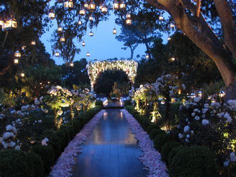 Mick e: Dream Wedding in Carmel