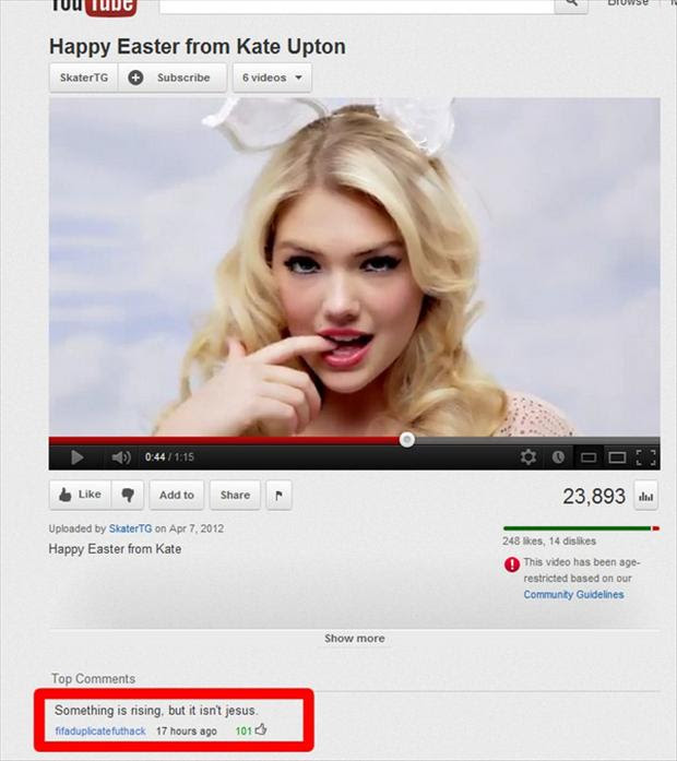 kate-upton-funny-youtube-comments