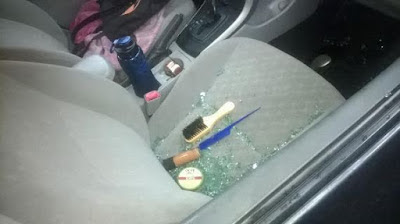Photos From Another Traffic Robbery In Lagos