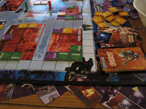 Gremlins Boardgame
