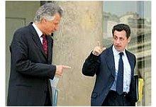 políticos franceses