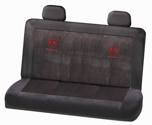 Seat Covers Online Store Dodge Ram Logo Bench Seat Cover