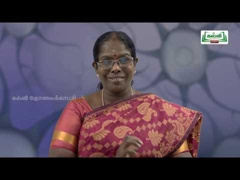 வகுப்பு 10 அறிவியல் அலகு 19 உயிரின் தோற்றமும் பரிணாமும் Kalvi TV