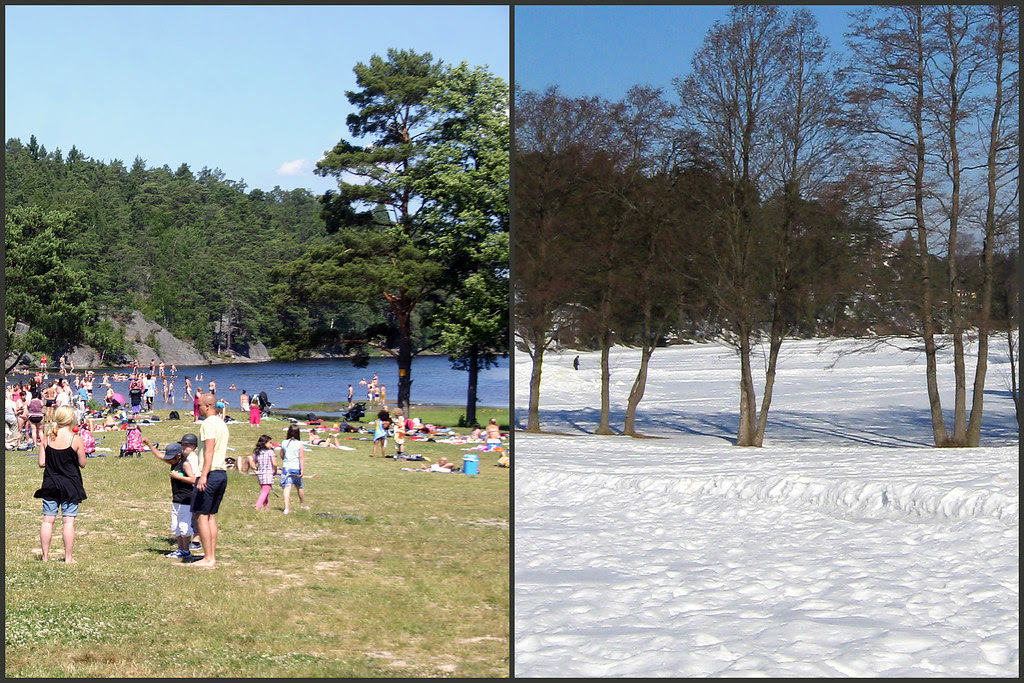 Summer vs. Winter