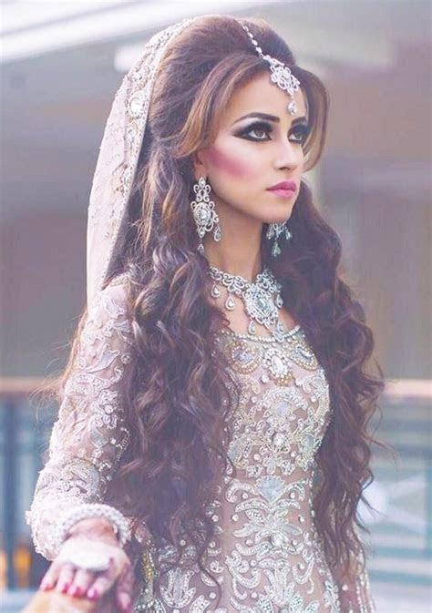 Best Indian Wedding Hairstyles for Brides 2016 2017