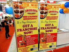 Business plan of jollibee franchise