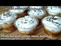 Resep Menu Buka Puasa Pisang karamel Dessert cup ( Banoffee ) || ide Jualan di Bulan Puasa