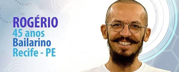 """Rogério participou do Ocupe Estelita e agora deseja prêmio do """"BBB"""""""