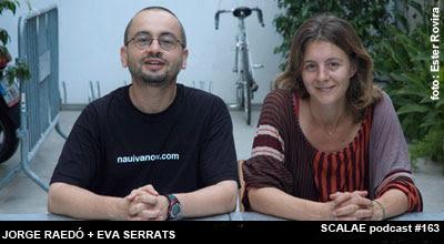 Jorge Raedó y Eva Serrats para SCALAE