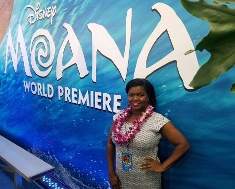 Walking Disney Moana Red Carpet and Premiere Party