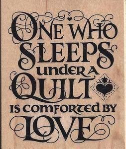 A bed without a Quilt is like a Sky without Stars!