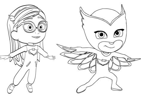 romeo from pj masks coloring games  coloring games at coloringpagesonly