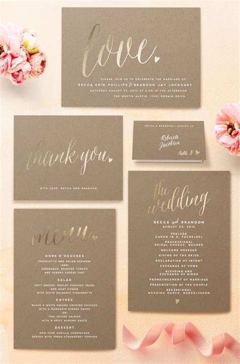 17 Best ideas about Whimsical Wedding Invitations on