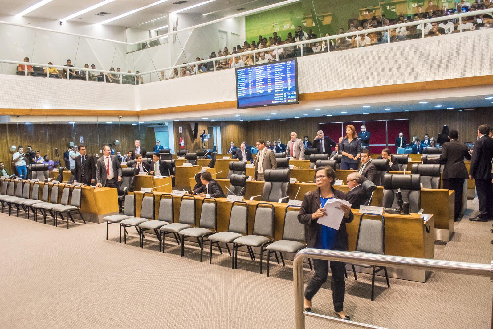 Assembleia Legislativa aprova Orçamento do Governo do Maranhão para 2019