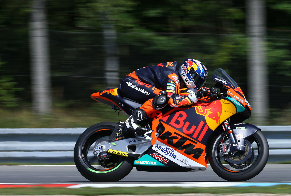 KTM renews Moto2 support with Ajo Motorsport for ...