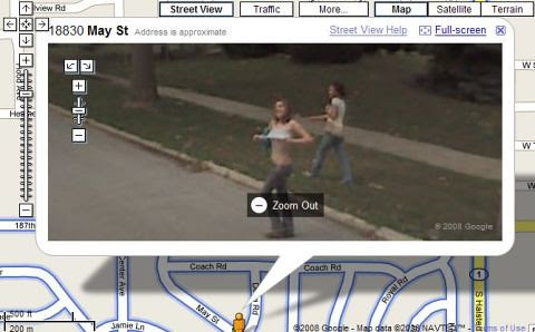 Google Maps Street View Flasher Booble Maps Street View