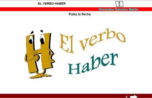 http://cplosangeles.juntaextremadura.net/web/edilim/tercer_ciclo/lengua/conjugacion_irregular/verbo_haber/verbo_haber.html