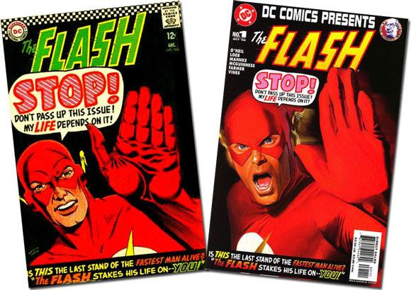 Flash #163/Dc Comics Presents The Flash #1