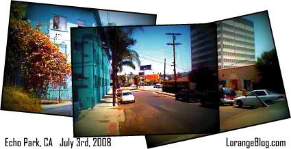 echo park, july 3rd, 2008