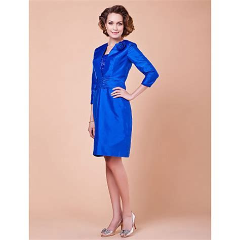 Sheath/Column Plus Sizes / Petite Mother of the Bride