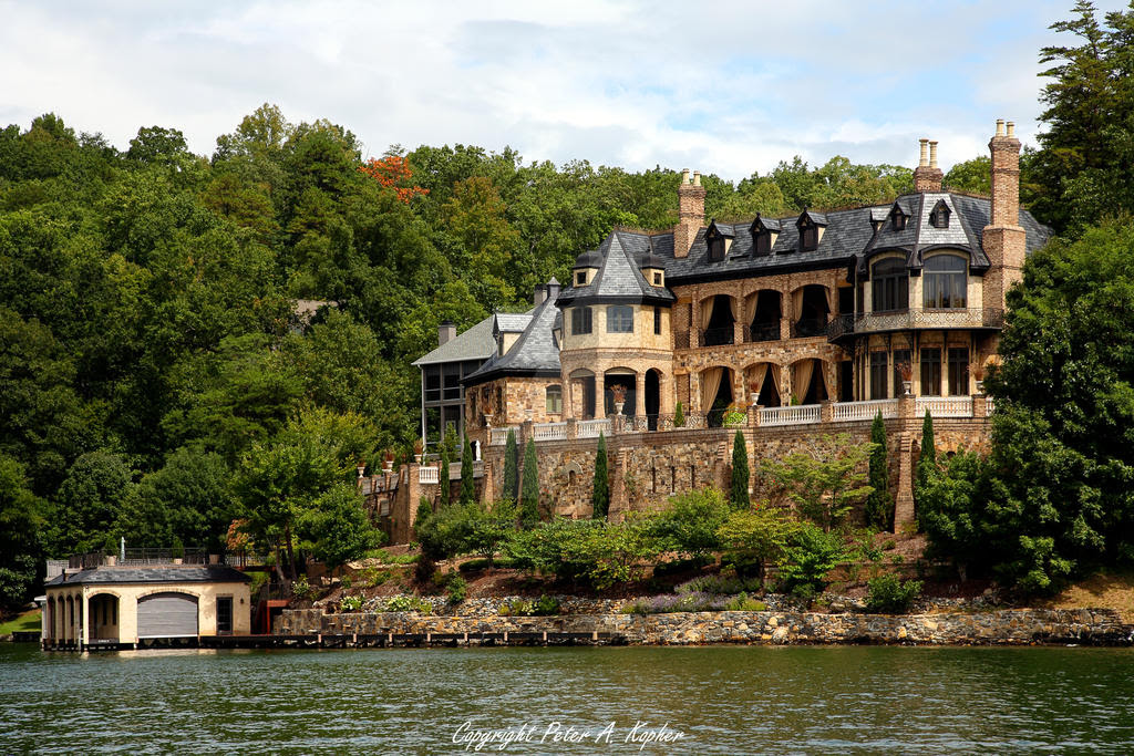 Waterfront Tudor by peterkopher