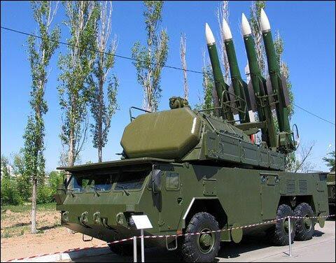 ЗРК Бук-2