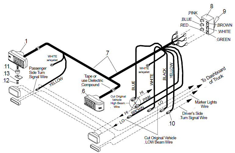 [DIAGRAM_5FD]  DIAGRAM] Truck Lite 80888 Wiring Diagram FULL Version HD Quality Wiring  Diagram - SCHEMAINT.CRIBYPOPAI.FR | Curtis Snow Plow Wiring Harness Schematic |  | Diagram Files Collections