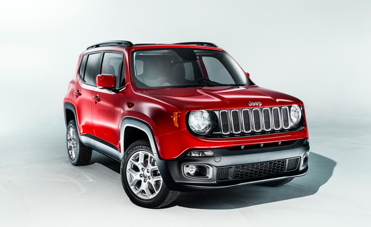 2015 Jeep Renegade FI