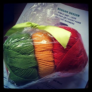 Going to cast on a #knitting project with #BigganYarns this weekend for #review ... Stay tuned! Love these vibrant colors! #Australia