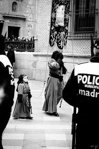 Procesión de La Soledad - X by escael