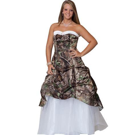 Camo Wedding Dresses   DressedUpGirl.com