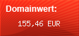 Domainbewertung - Domain expertenserviceteam.de bei domainbewertung.de.com